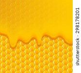 Honeycomb Pattern   Vector...