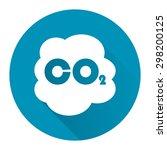 Blue Circle Co2  Carbon Dioxid...
