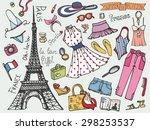 Summer Fashion Illustration...