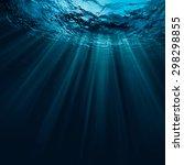 Deep Water  Abstract Natural...