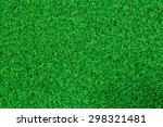 artificial turf soccer field | Shutterstock . vector #298321481