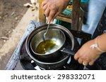Making Of Thai Homemade Herbal...