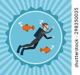 extreme sport design  vector... | Shutterstock .eps vector #298350035