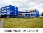 vilnius  lithuania   june 26 ... | Shutterstock . vector #298370645