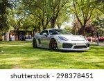 Постер, плакат: 2015 New 2015 Porsche