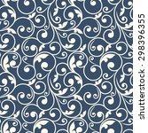 seamless background. | Shutterstock .eps vector #298396355