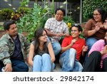 embarrassing moment | Shutterstock . vector #29842174