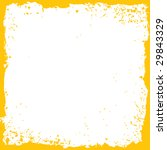grunge banner with white center ... | Shutterstock .eps vector #29843329