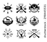 badges labels logo design... | Shutterstock .eps vector #298445531