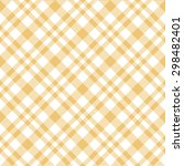 vector of colored checkered... | Shutterstock .eps vector #298482401