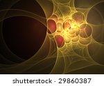 rendered fractal | Shutterstock . vector #29860387