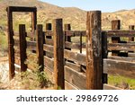 Old Arizona Corral In The...