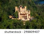king ludwig's castle... | Shutterstock . vector #298809407