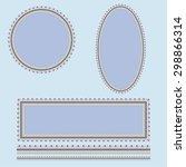 each useful for portraits ... | Shutterstock .eps vector #298866314