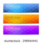 vector illustration a set of... | Shutterstock .eps vector #298964441