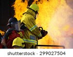 Firefighters Training  The...