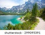 The Hiking Trail Around Lake...
