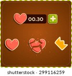 designer sweets gui game...