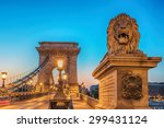 Old Town Of Budapest  Hungary....