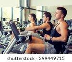 sport  fitness  lifestyle ...   Shutterstock . vector #299449715