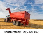 Agricultural Tractor With A...
