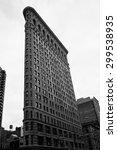 Vintage Flatiron Building