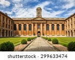 Oxford University_the Queen's...
