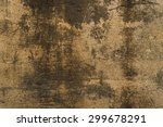 aged grunge abstract concrete... | Shutterstock . vector #299678291