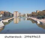 milan  italy   march 28  2015 ... | Shutterstock . vector #299699615
