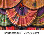 asian carpet pattern  thai... | Shutterstock . vector #299713595