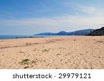 beach of sardinia  orosei  | Shutterstock . vector #29979121
