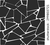 geometric pattern background... | Shutterstock .eps vector #299803721