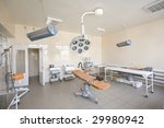 empty  operating room | Shutterstock . vector #29980942
