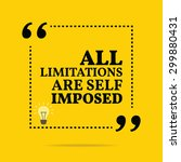 inspirational motivational...   Shutterstock .eps vector #299880431
