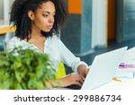 hard work ensures success.... | Shutterstock . vector #299886734