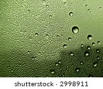 drops of dew on the green... | Shutterstock . vector #2998911