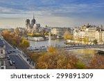 Scenic View Of Notre Dame De...