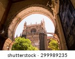 Tower Of The Giralda Seen By...