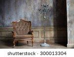 concrete wall. grunge metallic...   Shutterstock . vector #300013304
