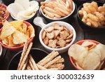 Salty Crackers  Tortilla Chips...