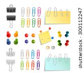Paper Clips Binders And Pins...