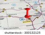 close up of wighita   kansan ...   Shutterstock . vector #300132125