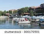 nesebar  bulgaria   july 24 ... | Shutterstock . vector #300170501