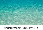 emerald clear water at similan... | Shutterstock . vector #300194615
