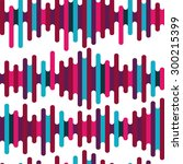 abstract pattern. stripes... | Shutterstock .eps vector #300215399