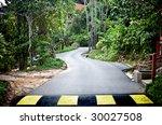 Road In Green Malaysia...