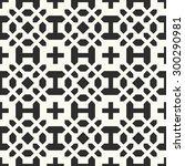 vector seamless pattern....   Shutterstock .eps vector #300290981