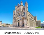 Panoramic View Of Cathedral Of...