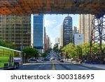 new york city   july 25  2015 ... | Shutterstock . vector #300318695