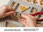 Handcrafting A Pair Of...
